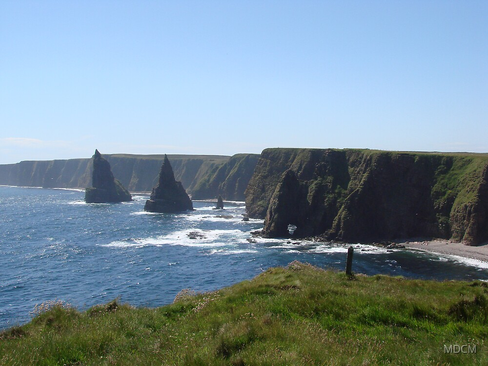 Duncansby Stacks  by MDCM