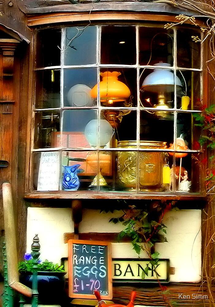 The Antique Shop by Kenart