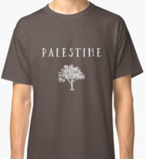 Palestine Olive Tree Classic T-Shirt