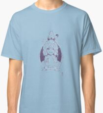 Relax with cats violet Classic T-Shirt