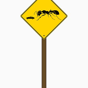 CAUTION: Giant Mutant Ants by headspill