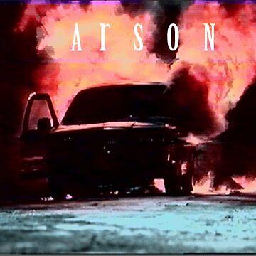 "ARSON - ""VHS""  by Ivox5k"