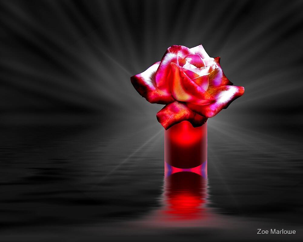 Seeing Red by Zoe Marlowe