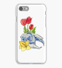 Rabbit Skull iPhone Case/Skin