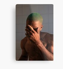 Frank (8K resolution) Metal Print