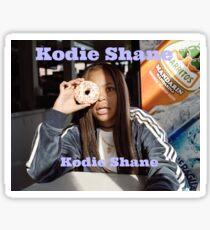 Kodie Shane Sticker
