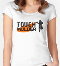 Tough Mulder Women's Fitted Scoop T-Shirt