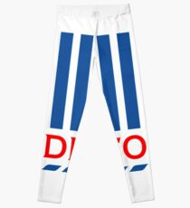Tesco Logo Leggings | Redbubble