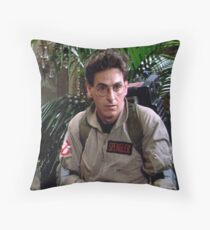 Ghostbusters - Egon Spengler Throw Pillow