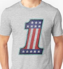 American Number One Unisex T-Shirt