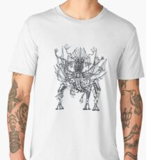 Heptapede/Algepede Men's Premium T-Shirt