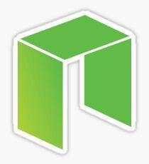NEO (Former Antshares) Logo Sticker