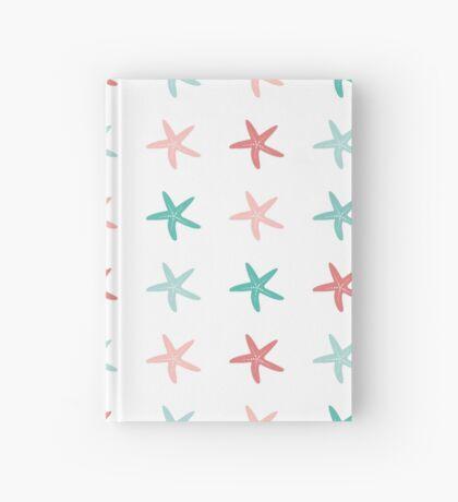 AFE Starfish Pattern II Hardcover Journal
