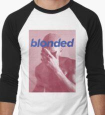 Red Frank blonded Men's Baseball ¾ T-Shirt