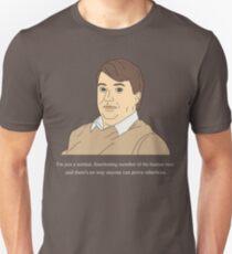 Mark Corrigan   Normal, functioning member of the human race T-Shirt