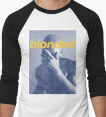 Blue Frank blonded T-Shirt
