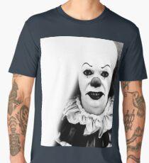 IT horror clown Men's Premium T-Shirt