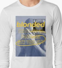 blonded Panorama Blue T-Shirt