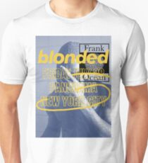 blonded Panorama Blue Unisex T-Shirt