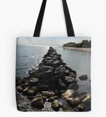 Center Island Water  Tote Bag