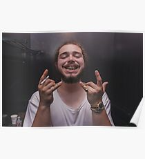 Post Malone. Poster