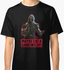 Cayde-6 and the Chicken Classic T-Shirt