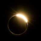 eclipse 005 by Richard Bozarth