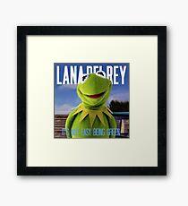 Kermit Del Rey  Framed Print