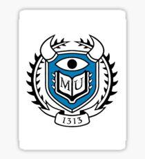 Monsters University Sticker