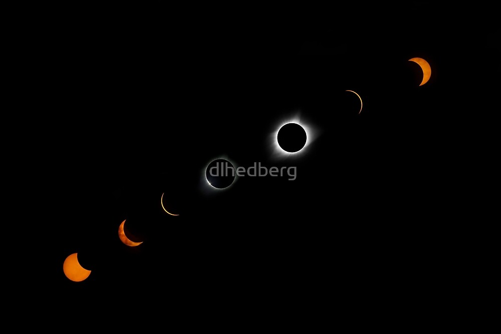 Solar Eclipse 2017 by dlhedberg