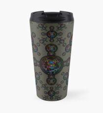 Rainbow Bubble Travel Mug