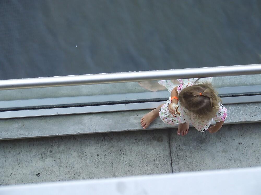 little girl by lookslikerain