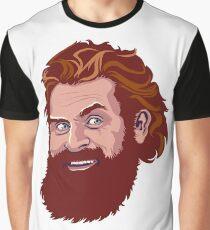 Camiseta gráfica Thirsty Tormund