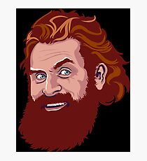 Thirsty Tormund Photographic Print