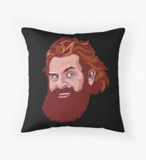 Thirsty Tormund Throw Pillow