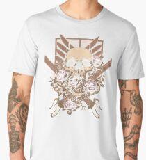 titans skull Men's Premium T-Shirt