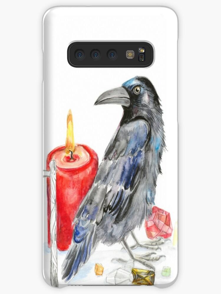 Raven by Yana Art