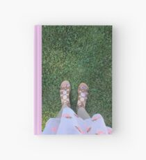 Sandals Hardcover Journal