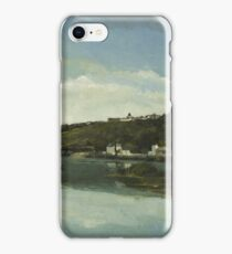 The Marne at Chennevières 1864 The Marne at Chennevières iPhone Case/Skin