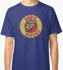 Bub's Pizzas (Shaun of the Dead) Classic T-Shirt
