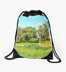 Windmill Dookie Hills... Drawstring Bag