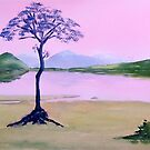 The Lone Tree by Pat  Elliott