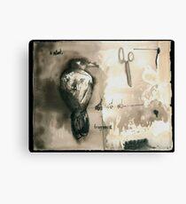 for the rain Canvas Print