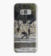 Cormorants Samsung Galaxy Case/Skin