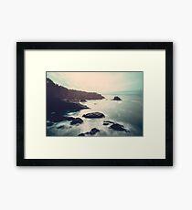 Neah Bay - Pacific Coast Melody Framed Print
