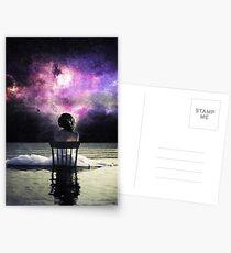 I believe... Postcards