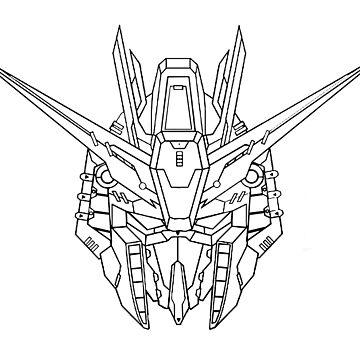 The MSΖ-006 Zeta Gundam by kholeelr