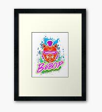 bebop Framed Print