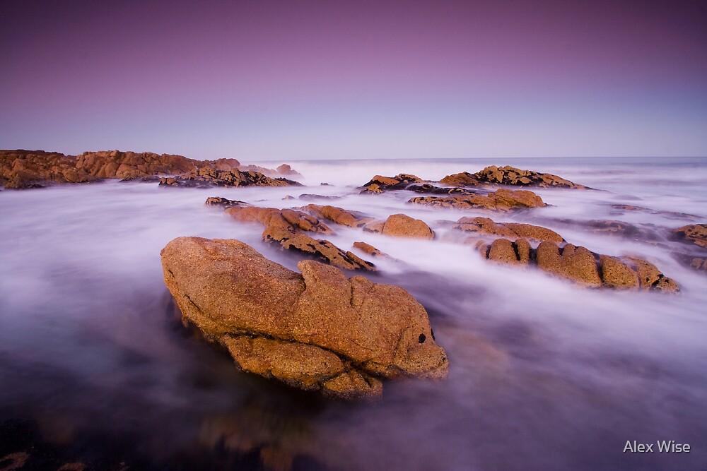 Friendly Beaches, Tasmania by Alex Wise