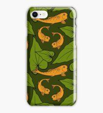 Koi Pond Pattern iPhone Case/Skin